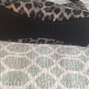 kate spade Bags - Kate Spade patent leather Cheetah print handbag